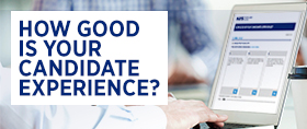 How good is your candidate experience?