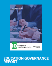 Education Governance Report
