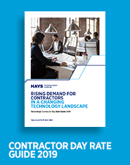 Technology Contractor Day Rate Guide 2019