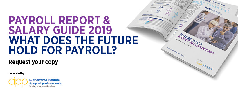 CIPP/Payroll Report and Salary Guide 2019