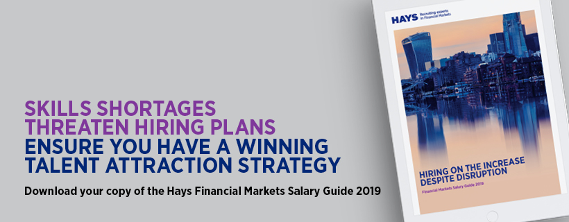 Financial Markets Salary Guide