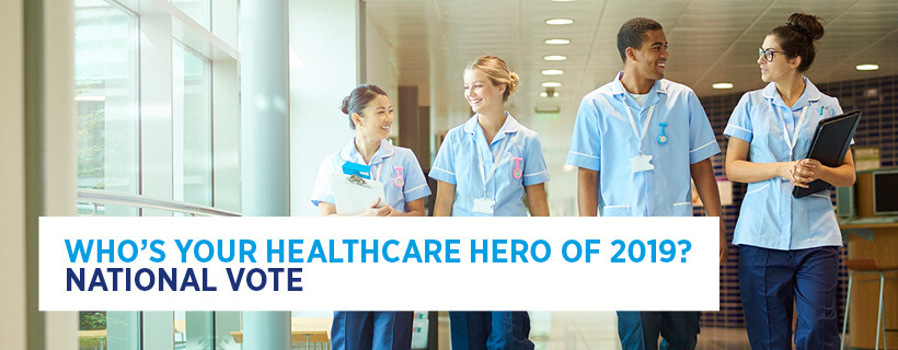 Nurse of the Year - Vote now