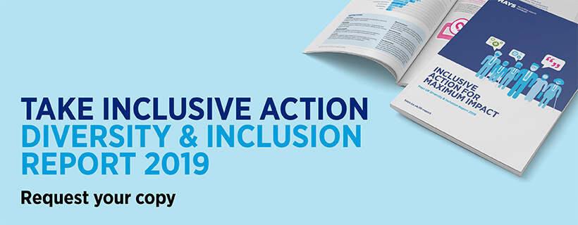 Diversity & Inclusion 2019 Request your copy