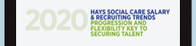 Hays Social Care & Recruiting Trends 2020 guide