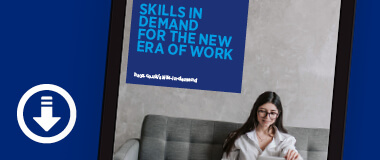 Do you have the right skills for the new era of work?