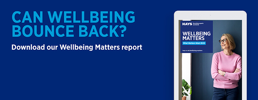 Can wellbeing bounce back? Download our report