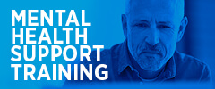 Mental Health Support training